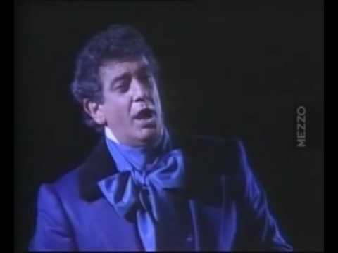 Placido Domingo sings zarzuela Night of Love