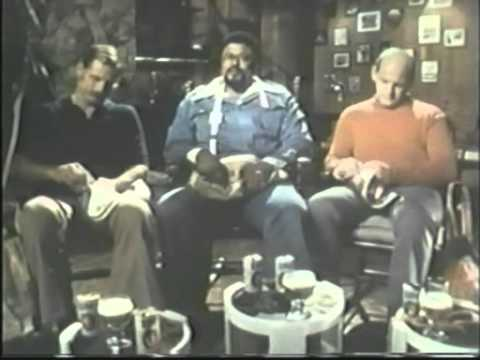 Miller Lite, 1975 12 28, Rosey Grier and friends