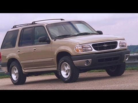 2001 Ford Explorer Eddie Bauer Start Up and Review 4.0 L V6
