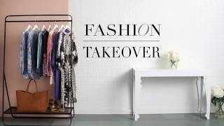 FASHION TAKEOVER at Evine