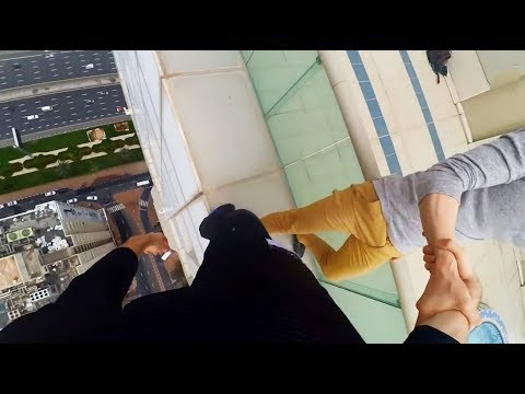 NEAR DEATH CAPTURED by GoPro and camera pt.45 [FailForceOne]