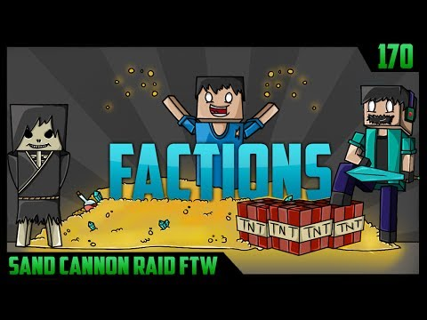 Minecraft FACTIONS #170