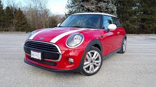 2019 Mini Cooper Review //  Can a 3-cylinder be any fun??