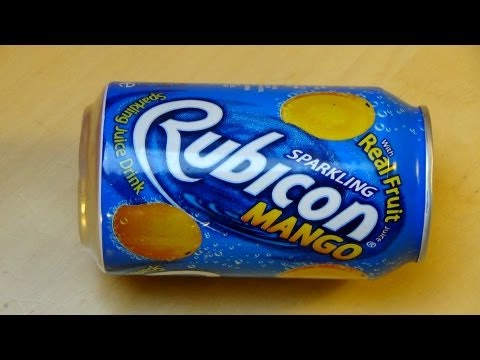 Rubicon Mango [Sparkling & with real fruit Juice]