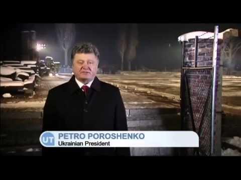 Poroshenko Warns Europe Against Possible War Threat   Ukraine labels Russia 'aggressor state