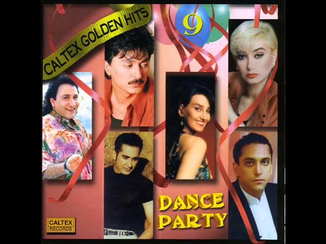 Siavash - Dokhtare Choopoon (Dance Party 9) | سیاوش - دختر چوپون