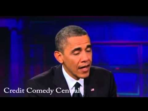 Obama Says 4 Americans Killed is not Optimal? Comedy Central Jon Stewart Daily Show Fair Use