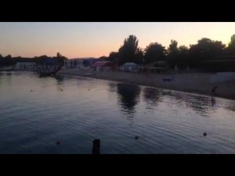 Крым 2017. Набережная. Море. Часть 1