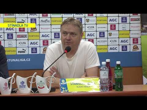 Tisková konference domácího trenéra po utkání Teplice - Slovácko (8.3.2020)