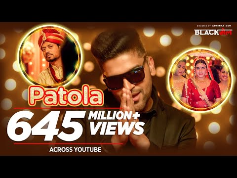 Patola Lyrical Video | Blackmail | Irrfan Khan & Kirti Kulhari | Guru Randhawa