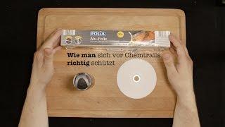 wie man sich wirksam vor Chemtrails schützt (Tutorial)