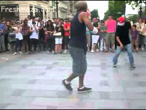Paris Dancer Freshmaza Com video