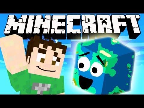 Minecraft - HELLO NEW WORLDBUSCUS