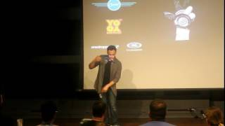 Justin Perez - 1A Final - 16th Place - UYYC 2017 - Presented by Yoyo Contest Central