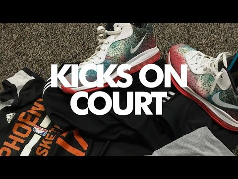 The Phoenix Suns' Sneaker Shopping Spot | Kicks On Court Weekly
