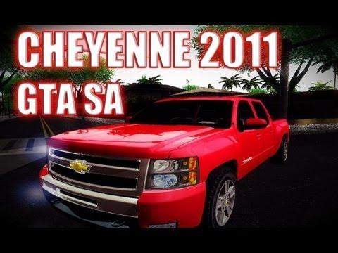 Chevrolet Cheyenne 2011