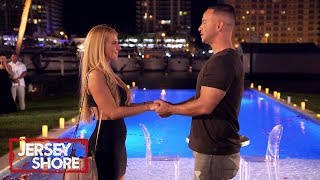 The Road to Mike's Wedding 👰 Jersey Shore: Family Vacation | MTV