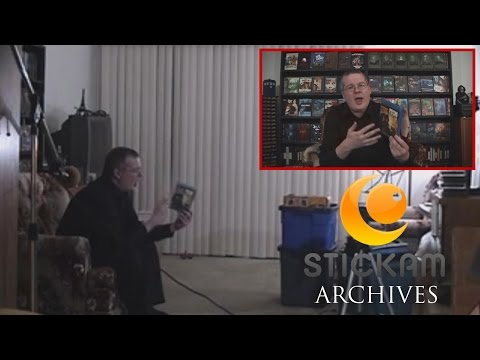 Stickam Archives - Psycho Blu ray Review LIVE!