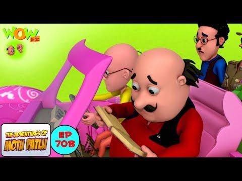 Magical Book - Motu Patlu in Hindi - 3D Animation Cartoon for Kids thumbnail
