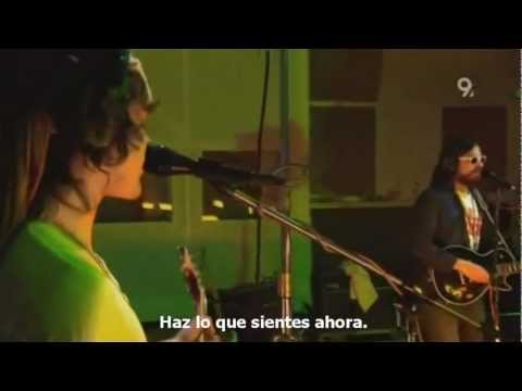 MGMT - Electric Feel (Subtitulado) (Live Abbey Road 2008) (HD)