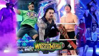 "Download Lagu WWE WrestleMania 34 Highlights/Recap Theme: ""DEVIL"" -Shinedown (WWE Edit) Gratis STAFABAND"