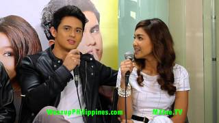 TBYD Blogcon H11 James and Nadine on the how Jadine love team was born