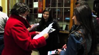 Középiskolások hosszú hétvégéje a BBTE-n 2014