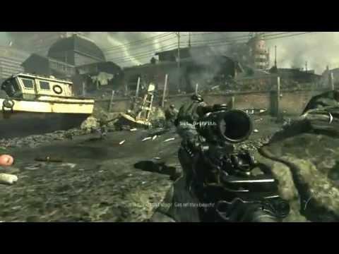 Call Of Duty: Modern Warfare 3 gameplay