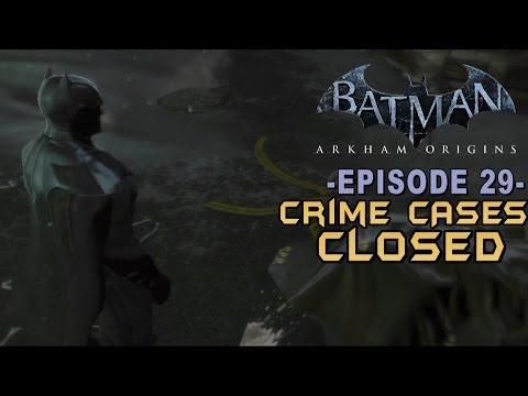 Batman Arkham Origins - Walkthrough Part 29 Crime Scene Investigator Accomplished!