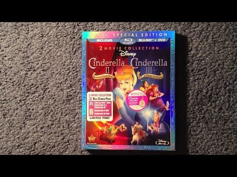Unboxing Cinderella II: Dreams Come True  Cinderella III: A...