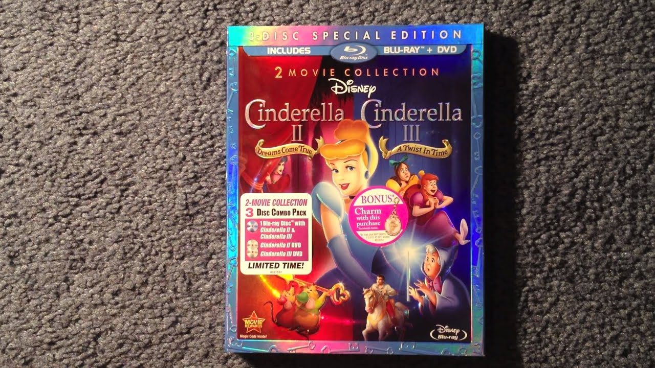 Unboxing Cinderella ii Dreams