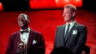 Danny Kaye Louie Armstrong When The Saints Go Marching In