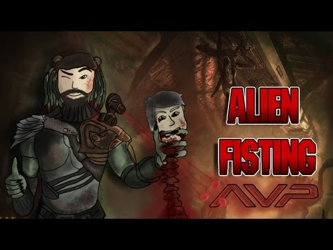 Predator: Alien Fisting video
