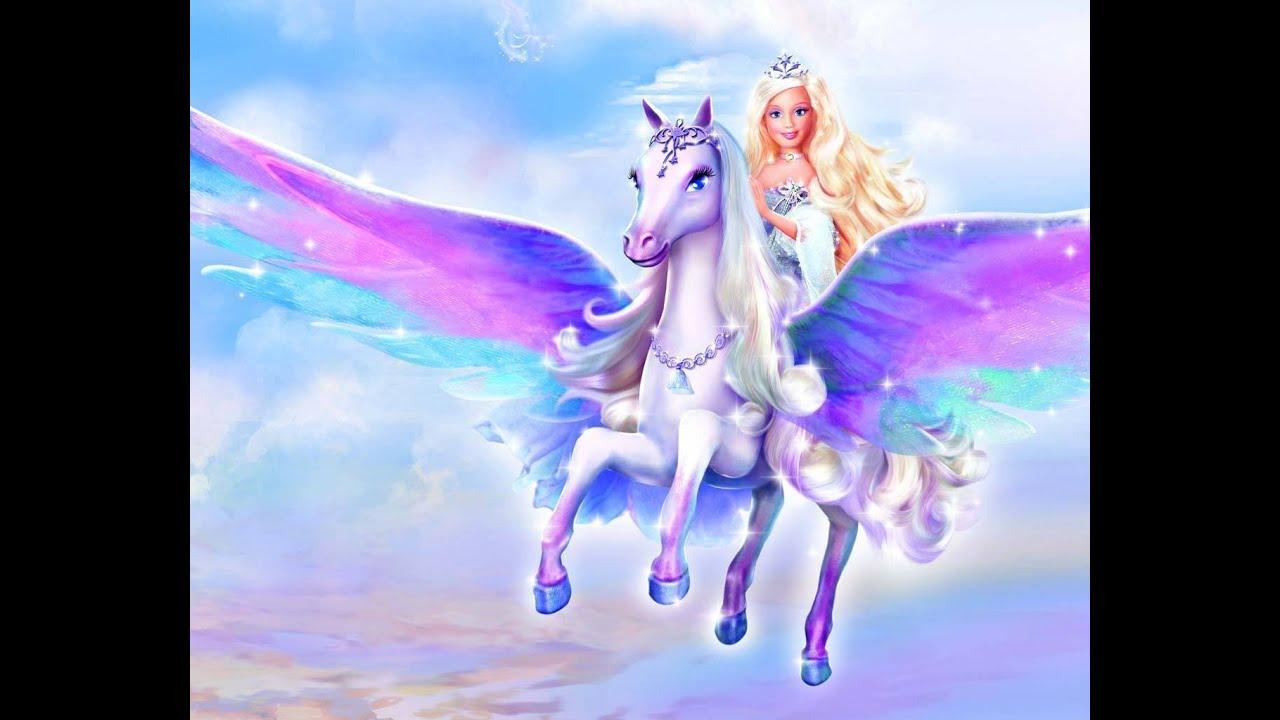 Barbie movie unicorn