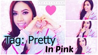 TAG- Pretty In Pink - Vol 4 ♡ Princesapink105