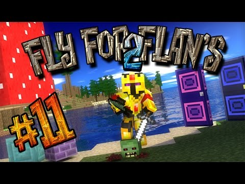 FR Fly for Flans S2 EP011 Où sont les abeilles Minecraft 1.7.2