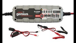 Genius Noco g3500 Battery Charger