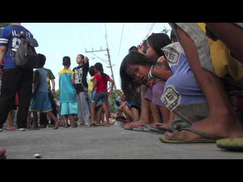 Dance Workshops in Navotas Slum - Manila, Philippines -  Hip Hop 4 Hope