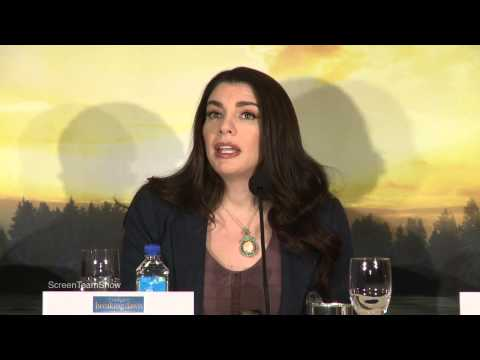 Stephenie Meyer on what's next and writing techniques