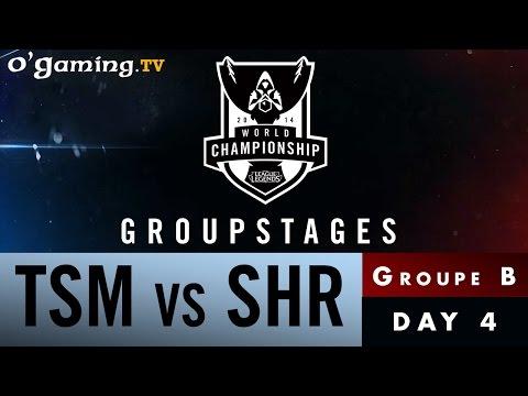 World Championship 2014 - Groupstages - Groupe B - TSM vs SHR