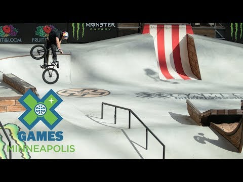 FULL BROADCAST: BMX Street Final | X Games Minneapolis 2017