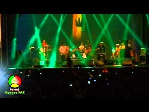 Ponto de Equilíbrio - Santa Kaya no Tributo Bob Marley 03/05/2014