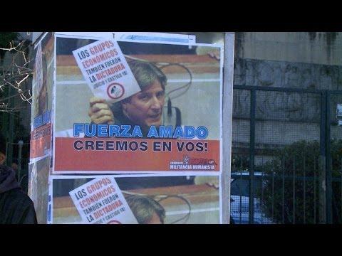 Argentina: vicepresidente en los tribunales