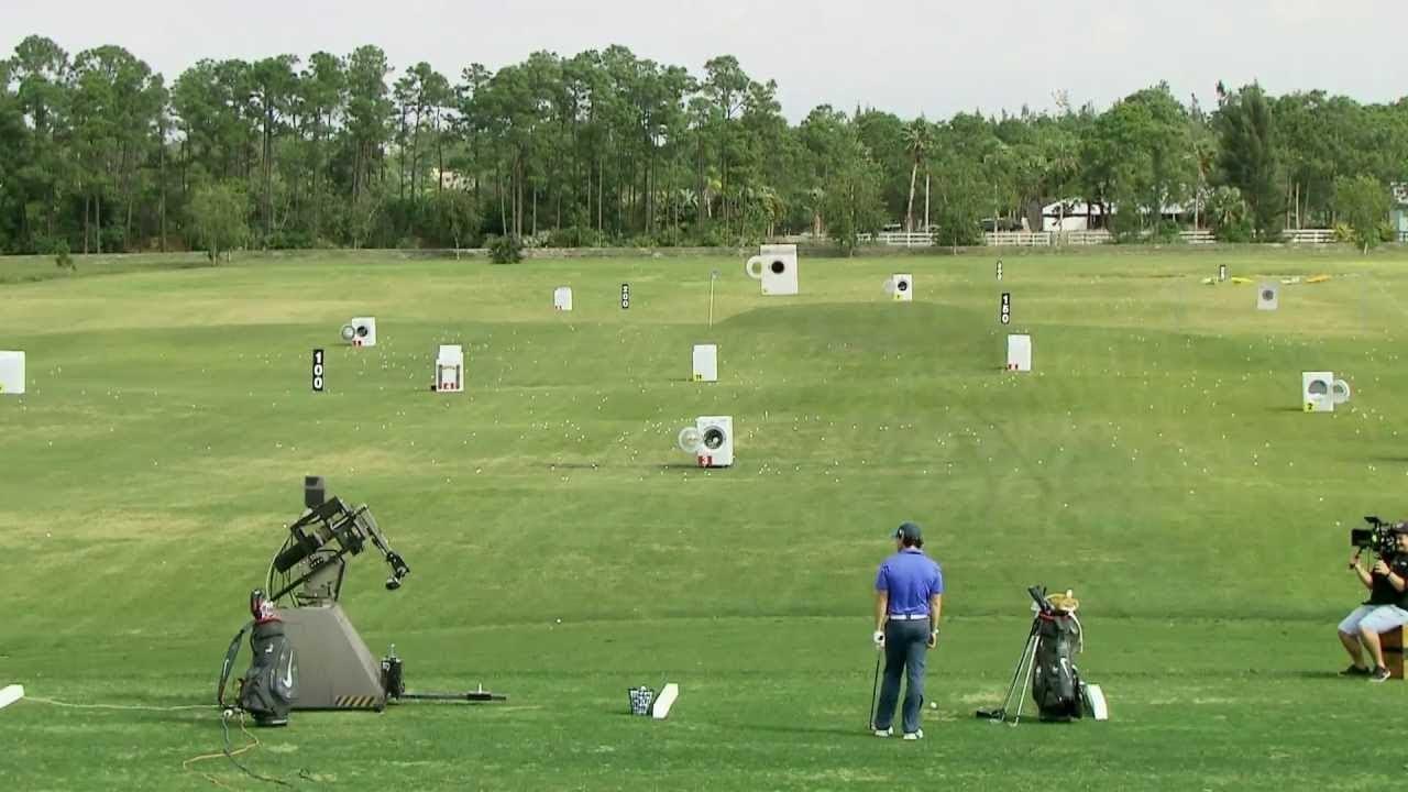 robo golf machine