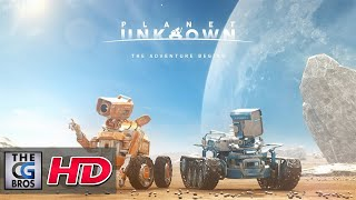 "**Award Winning** CGI 3D Animated Short  Film:  ""PLANET UNKNOWN""  - by Shawn Wang"