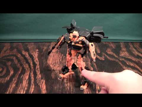 Transformers 4 Age of Extinction High Octane Bumblebee Review (AoE)