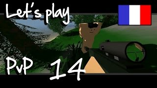 Unturned PvP FR : Let