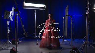 🔴 Amylea   Kendati ( Lyric Video) OST Takdir Yang Tertulis