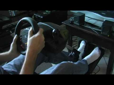 Logitech Momo Wheel. MX Simulator reviews