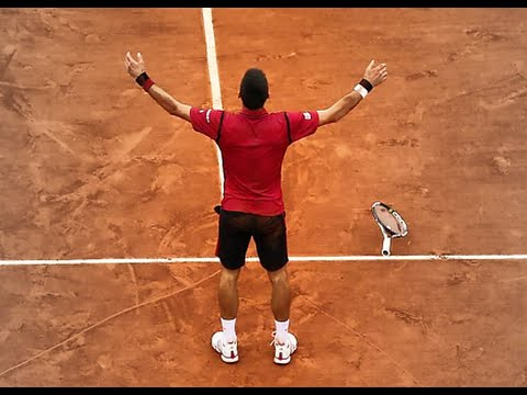 Novak Djokovic - French Open 2016 (Tribute) ᴴᴰ